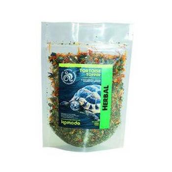 Mélange d'herbes séchées pour tortues terrestres KOMODO