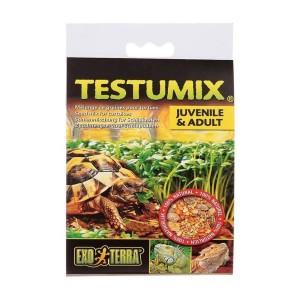 Mélange de graines pour tortues et lézards - Testumix - EXO TERRA