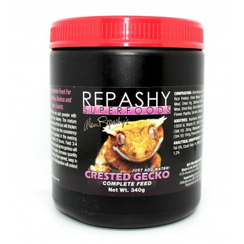 Repashy Crested gecko super Foods
