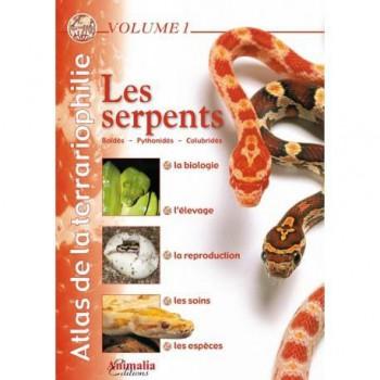 Les serpents- Atlas de la terrariophilie