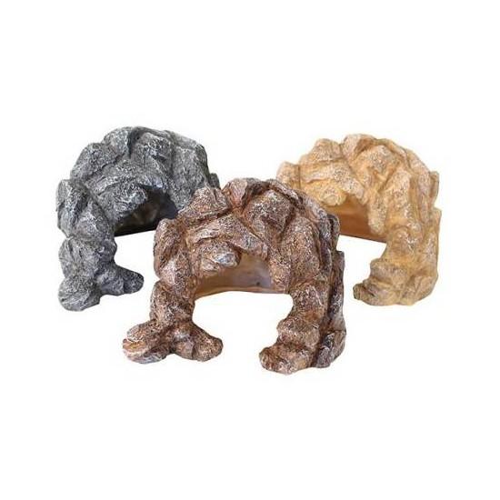 Cachette grotte décoration en résine - Komodo