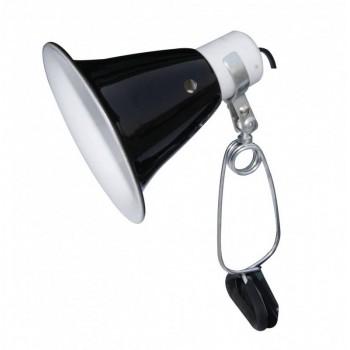 """Support de lampe + dôme en céramique """"Dome clamp lamp"""" - Komodo"""