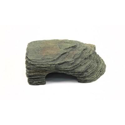 Cachette effet grotte rocheuse moussue - Terratlantis