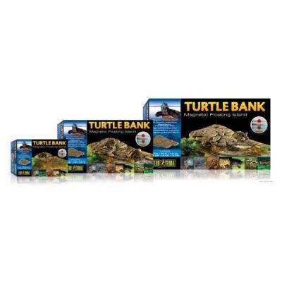Turtle bank - Plage pour tortue aquatique