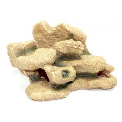 Cachette pierre - Décoration pour terrarium - Terratlantis