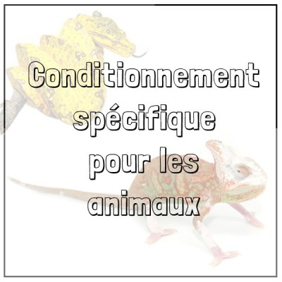 - Conditionnement hivernal des animaux vivants -