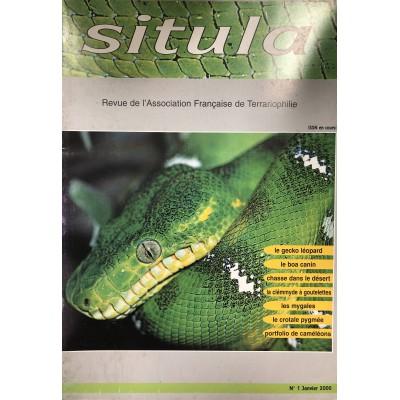 Situla n°1 : Boa canin, chasseurs de serpents, gecko léopard, mygales
