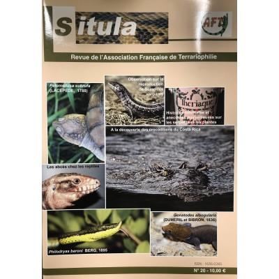 Situla n°20 : abcès chez les reptiles, Philodryas baroni, Pelomedusa subrufa