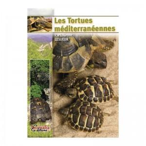 Livre Les tortues méditerranéennes par Laurent LESUEUR