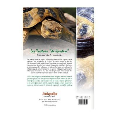 Les tortues de jardin Guides soins et des maladies