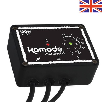 Thermostat ON/OFF  KOMODO