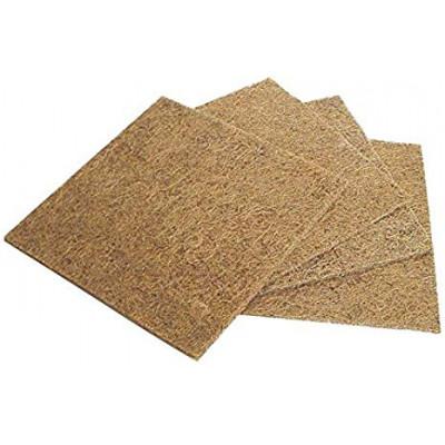 x4 Plaques en fibre de coco...