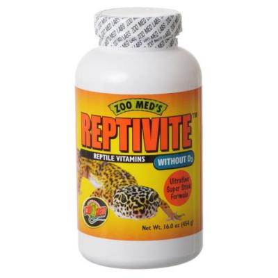 Vitamines pour reptiles...