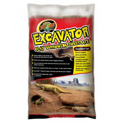 "Sable argileux ""Excavator..."