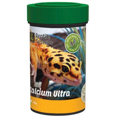 Calcium pour reptiles...