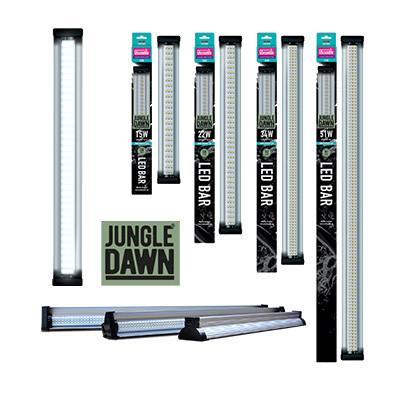 "Rampe LED BAR ""Jungle dawn""..."