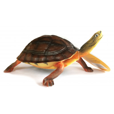 Figurine tortue aquatique -...