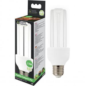 "Lampe UVB 6% ou 12% ""Reptile Compact Pro"" - Reptile System"