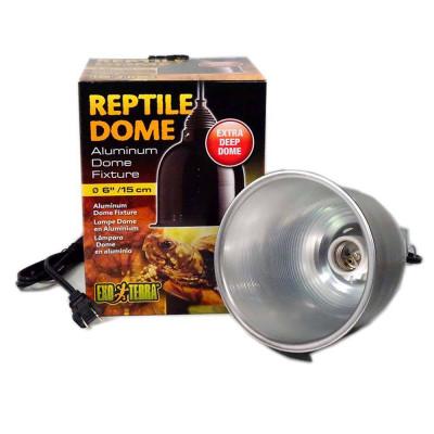 """Dôme porte-lampe """"Reptile..."""
