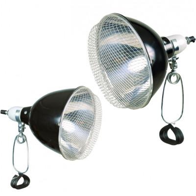 Porte lampe à pince avec...