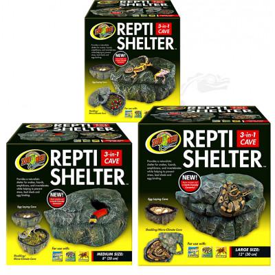 Boîte humide Repti Shelter...