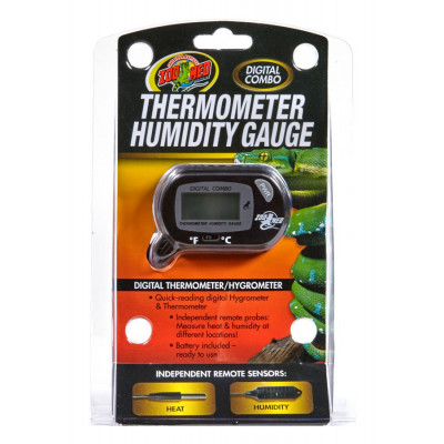 Thermomètre + hygromètre...