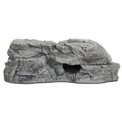 Cachette imitation roche...