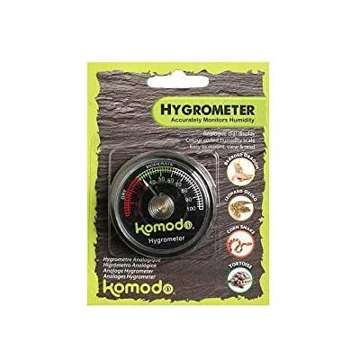 Hygromètre analogique - Komodo