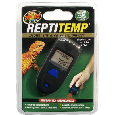 Thermomètre infrarouge...