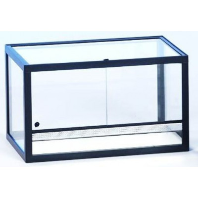 Terrarium verre 50x30x30cm