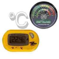 Thermomètres et hygromètres pour reptiles à Lyon