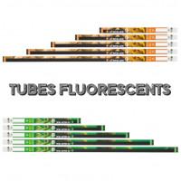 Tubes fluorescents (Néons) UVA/UVB pour reptile en terrarium