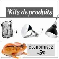 Kits de produits pour terrariophiles / 5% de réduction ! - Bebesaurus